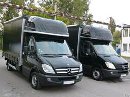 Доставка сборных грузов по Европе и из России Белоруссии