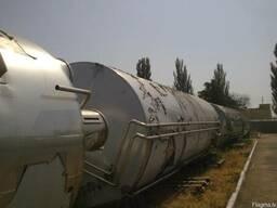 Емкость из нержавеющей стали, цистерна, бочка 50м3. - фото 2