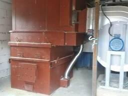 Котел 250 КВт для сушки дров на базе вашего помещения 50м3