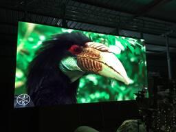 Led экран с шагом пикселя Р3.91для помещения