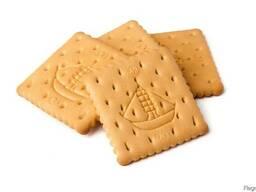 Печенье сахарное, затяжное, крекер в ассортименте