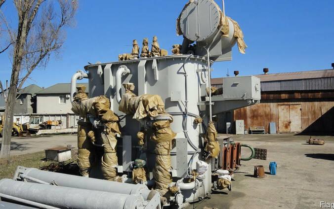 Печи ДСП-3. Печи-ДСП-12. силовые трансформаторы.