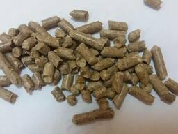Пеллеты топливные EN Plus A1 из сосны
