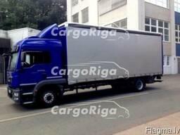 Перевозка доставка сборных грузов по Европе и в Россию