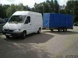 Перевозки Европа- Россия- Белоруссия