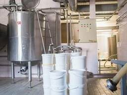 Продам Линию по переработке молока и производство молочных п