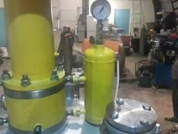 Реактор 16м3. давление 16 Мпа. Мешалка спец сталь. Германия - фото 4
