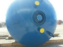 Реактор эмалированный 25м3. эмаль синяя WWG. - фото 4