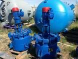 Реактор химический, фармацевтичкский,эмалированный 160 литро - фото 3