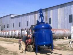 Реактор СЭРН -2,5м3. эмаль синяя в Латвии