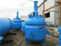 Реакторы, мешалки, с нержавеющей стали 1,6м3. 2м3. 4м3. - фото 2