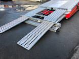 2 axle 6 Car carrier Semi-trailer new - photo 6