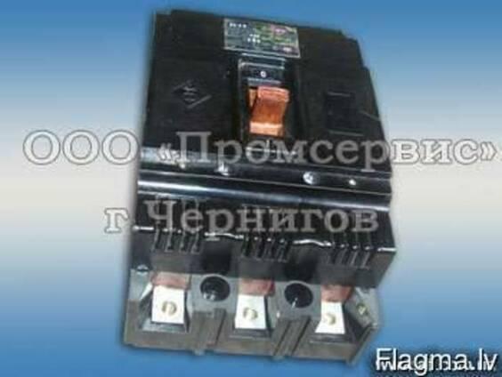 Автоматический выключатель а 3716, а 3124, производитель