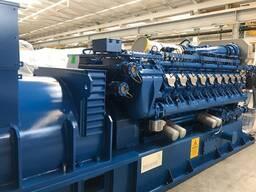 Б/У газовый двигатель MWM TCG 2020 V20, 2000 Квт, 2018 г. в.