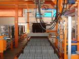 Б/У вибропресс автоматическая блок линия Universal 1000 (1300-1500 м2), 2013 г. в. - photo 10
