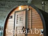 Баня арочная 2,8 м - photo 4