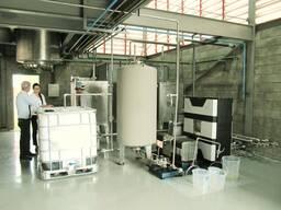 Биодизельный завод CTS, 2-5 т/день (автомат), сырье животный жир
