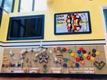 Деревянные игрушки образовательные таблицы stem-игрушки для детского сада игровой комнаты - photo 4