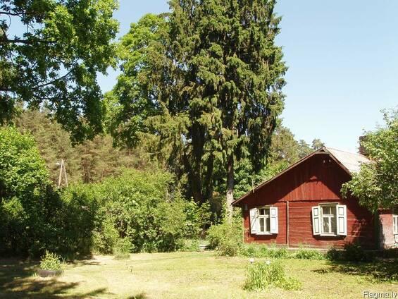 Дом в природном парке Бебербеки