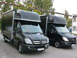 Доставка сборных грузов по Европе и из России Белоруссии - фото 1