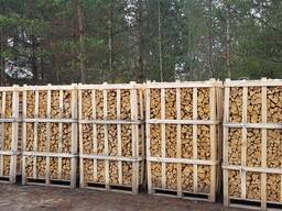 Дрова Дуб и Берёза камерной сушки Firewood
