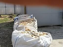 Дрова(обрезки)березовые сухие - фото 2