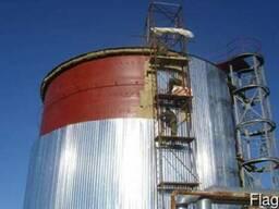 Резервуар 1000м3, 2000м. куб. , емкость 3000м3 из нержавейки