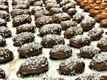 """Hadji"" chocolate dates with almonds - фото 5"