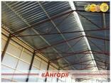 Ieslēgtās taisnās sienas angāru ražošana vislabvēlīgākajos - photo 2