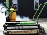 Infrasarkanais asfalta sildītājs MIRA-1 - photo 1