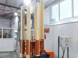 Карусельный станок для бабышек КТА-8-150