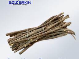 Корни и корневища солодки резанные, 25-40см