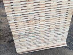 Крышка поддона паллета деревян плоского 1000х1200, 1200х1200