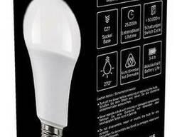 Лампа Е27, 8 Вт, с резервной системой питания