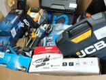 Микс паллеты с электроинструментом и садовым инструментом - photo 3