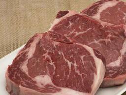 Мясо на стейк гавядины бычки карова баранина - photo 8