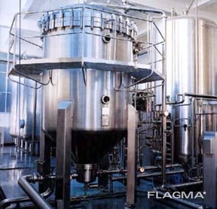 Оборудования для производства напитков
