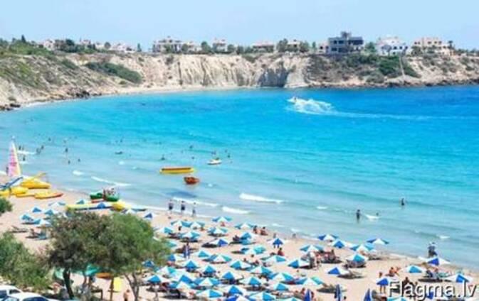 Отель на Кипре в Пафосе