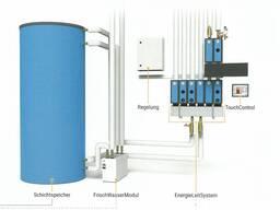 Отопление для частного дома и сооружения