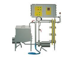 Пастеризатор для производства сыра и сливок 1 т/ч УЗМ-1, 0П