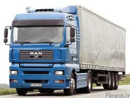Перевозка грузов в Россию