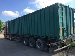 Перевозки грузов, сыпучих грузов