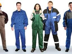 Продаём рабочую одежду для любых видов работ