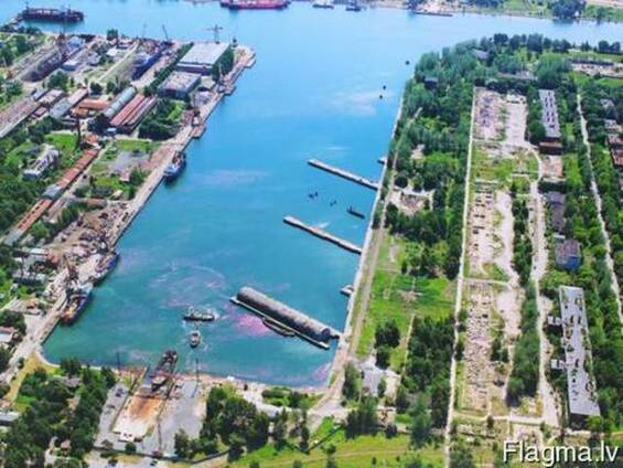 Продаётся порт в г. Лиепая, Латвия