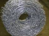 Проволока стальная колючая, гладкая, рифленая, сварочная - фото 3