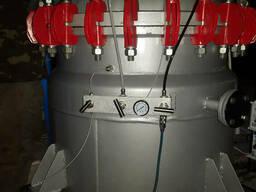 Реактор 16м3. давление 16 Мпа. Мешалка спец сталь. Германия