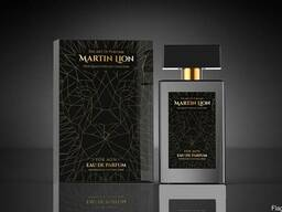 Smaržas - Martin Lion