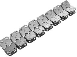 Соединительные замки U45 для конвейерных лент от 7 до 11 мм - фото 2