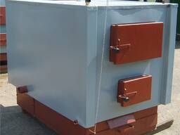 Solid fuel boiler КОТВМ 75 (75 kilowatts)