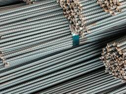Steel rebar A 500